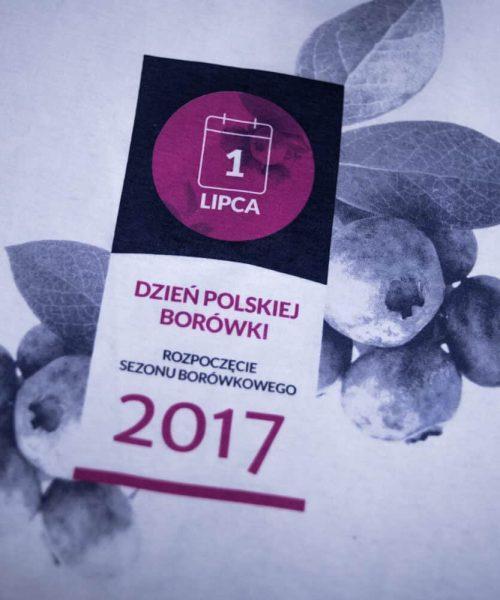 Dzień Polskiej Borówki 2017