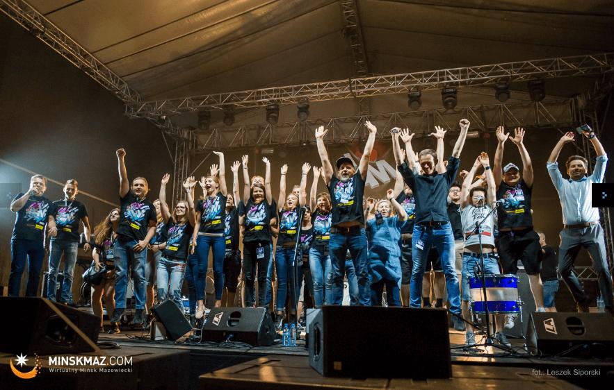 Festiwal 4M z koszulkami Printing Season