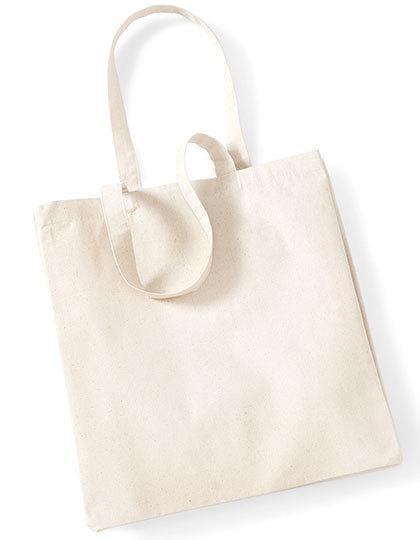 Biała torba do nadruku