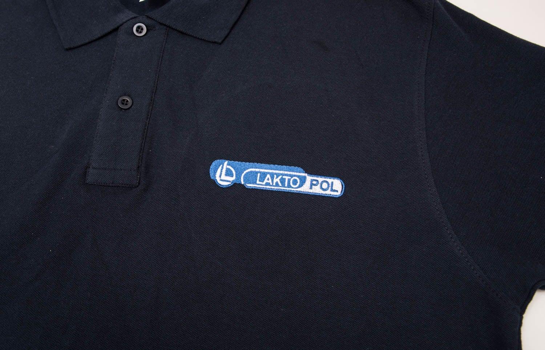 haft na koszulce Warszawa